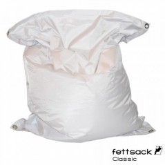 Replacement Cover Fettsack Classic - White