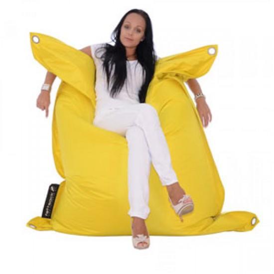 Beanbag Fettsack® Deluxe - Yellow