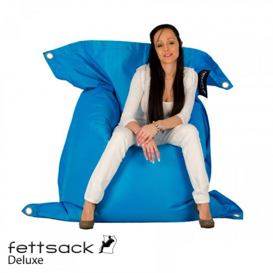 Replacement Cover Fettsack Deluxe - Blue