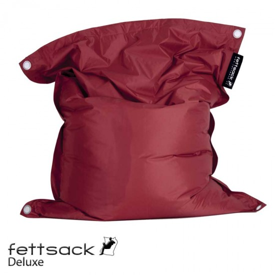 Beanbag Fettsack® Deluxe - Wine Red