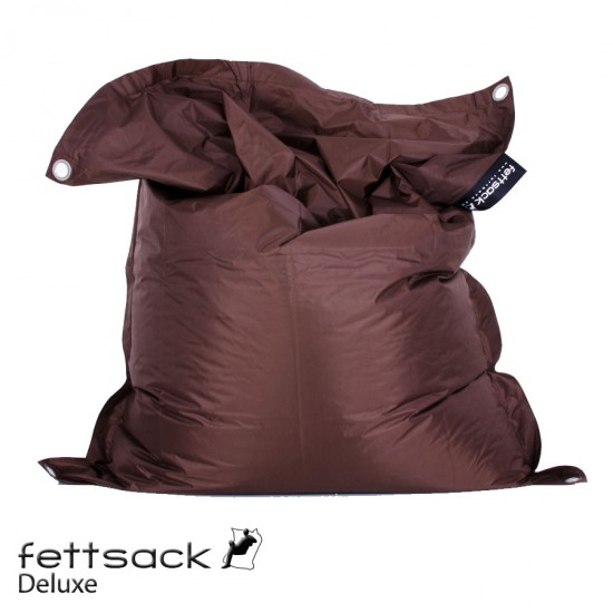 Replacement Cover Fettsack Deluxe - Brown