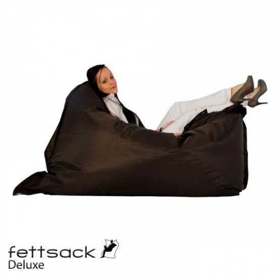 Beanbag Fettsack® Deluxe - Coffee