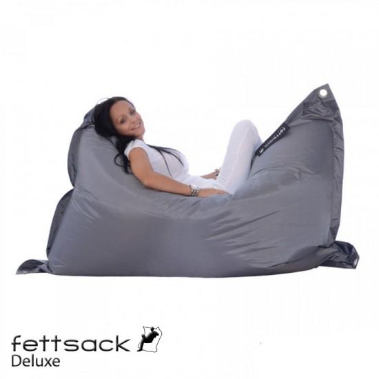 Beanbag Fettsack® Deluxe - Grey
