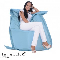 Replacement Cover Fettsack Deluxe - Light Blue