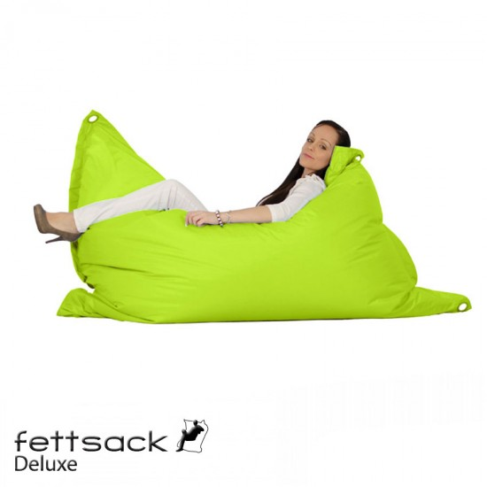 Replacement Cover Fettsack Deluxe - Light Green