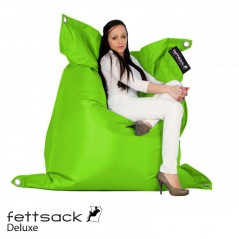 Replacement Cover Fettsack Deluxe - Lime Green