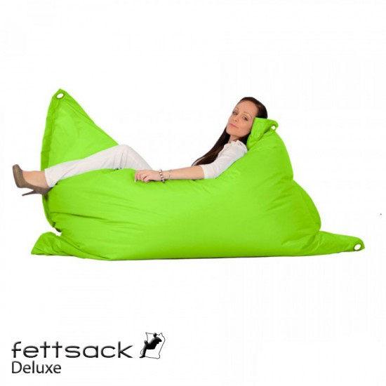 Beanbag Fettsack® Deluxe - Lime Green