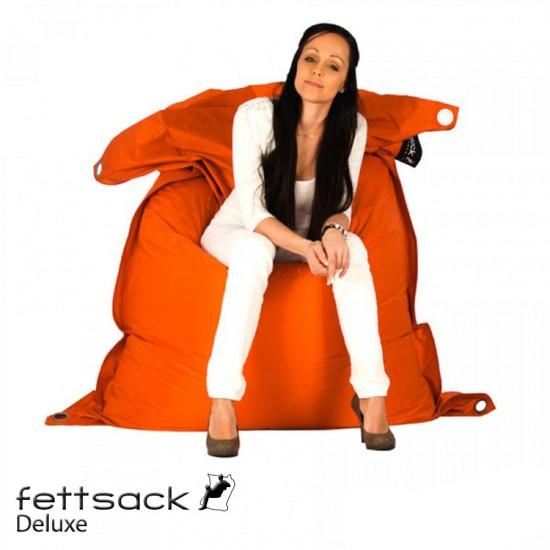 Beanbag Fettsack® Deluxe - Tangerine