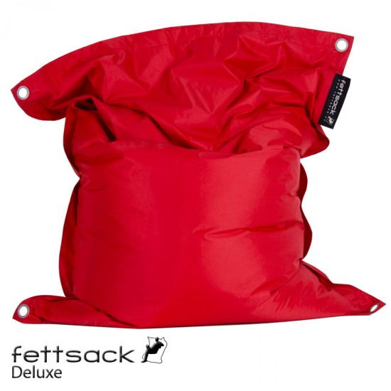 Replacement Cover Fettsack Deluxe - Red