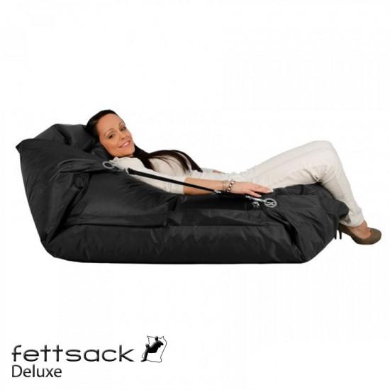 Beanbag Fettsack® Deluxe - Black