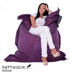 Replacement Cover Fettsack Deluxe - Purple