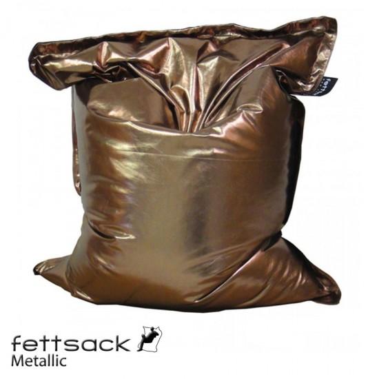 Beanbag Fettsack® Metallic Bronce
