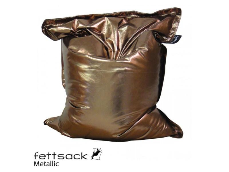 Fettsack Metallic - Bronce