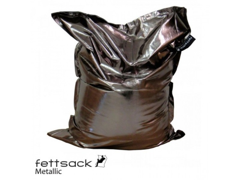 Fettsack Metallic - Platinum