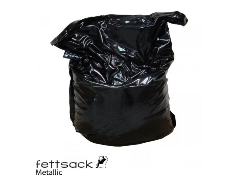 Fettsack Metallic - Black