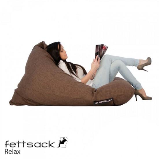 Beanbag Fettsack® Relax Brown